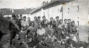 Guerrilleros de la 21ª Brigada.