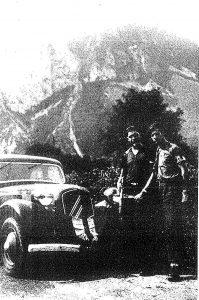 Guerrilleros del valle de Ossau