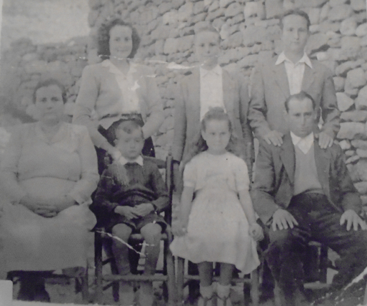 Grupo en San Felices de Agüero-2