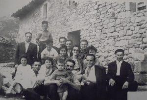Grupo en San Felices de Agüero-1-anverso