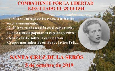 Homenaje a Paco Subías Duque