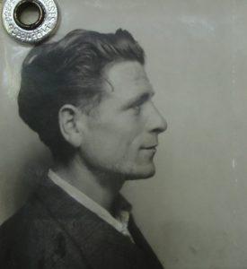 Jesús Cardiel Allué, foto de carnet.