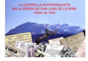 Guerrilla en la sierra de San Juan de la Peña