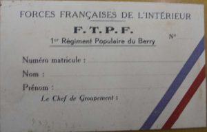 Carnet FTPF-FFI.