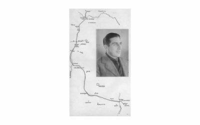 «Mi paso de frontera en noviembre de 1944». Relato inédito de Antonio Pons Meliá.