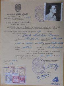 Melitón Barros. Cosulado de Mazanet-2