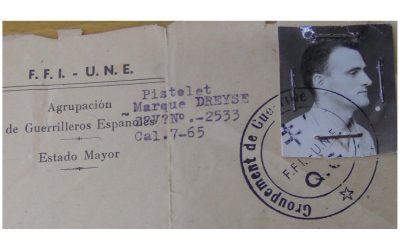 Documentos franceses en el Archivo Histórico del PCE-I. Benito/Antonio Melitón Barros