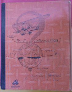 Melitón Barros. Cuaderno cursillo guerrillas-1