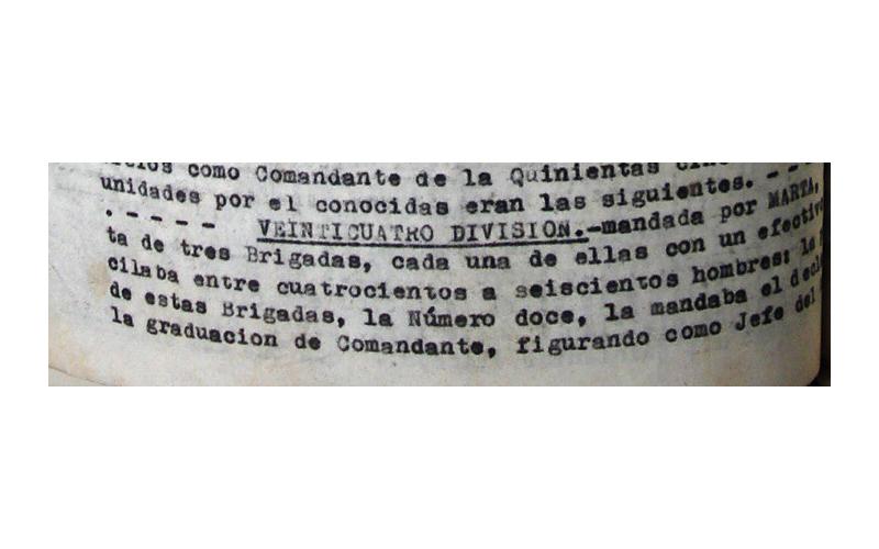 Grupo de Práxedes Quílez Alejo-III. Informaciones sobre la guerrilla en el sur de Francia extraída de las declaraciones de sus miembros. Por Luis Pérez de Berasaluce.
