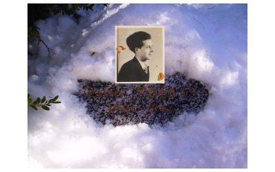 Exhumación-entierro de Paco Subías Duque, Santa Cruz de la Serós, 2018-2019.