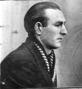 Jesús Ibarbia Oyaga. Foto gendarmería.