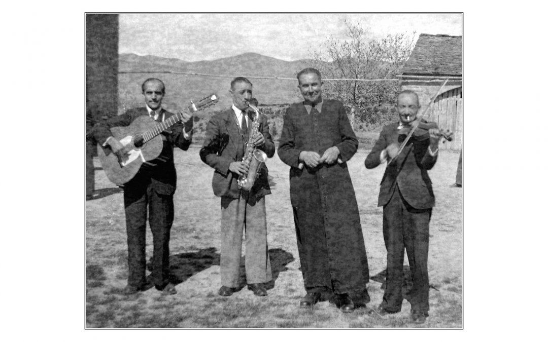 Sucesos precedentes a la muerte de Mosen Benito Rocatallada, por José Ángel Gracia Pardo.