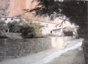 Casa Polinario, la natal de Nicolás Opla.