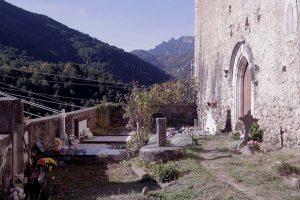 Guerrilla Badaín. Cementerio-1