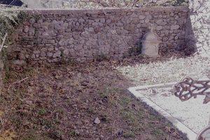 Guerrilla Badaín. Cementerio-3