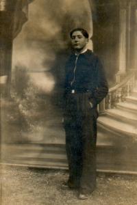 Nicolás Opla, 1939.