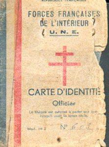 Nicolas Opla, carnet FFI-UNE-1.