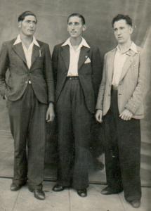 Nicolás Opla, Benedicto Torralba y Cuenca, 1945.