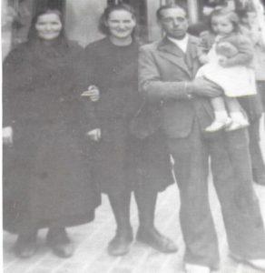 Pardina Bergosal. Familia Val Berges.