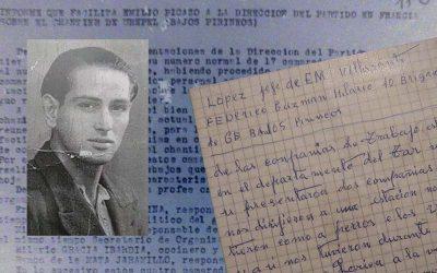 Hilario Gracia Ilardia, 'Abelardo' y 'El Vasco', biografía, por Jon Gracia Arregui y Luis Pérez de Berasaluce.