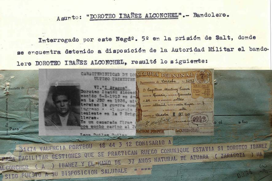 Doroteo Ibáñez Alconchel, 'El Maño', 'Fleta' e 'Ibáñez', biografía por Luis Pérez de Berasaluce.